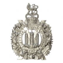 KOSB -  Original Cap Badge